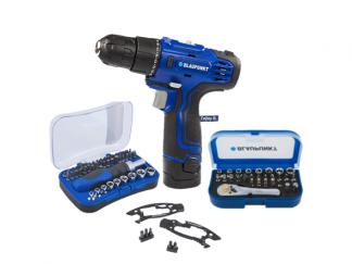 Blaupunkt darbo įrankiai
